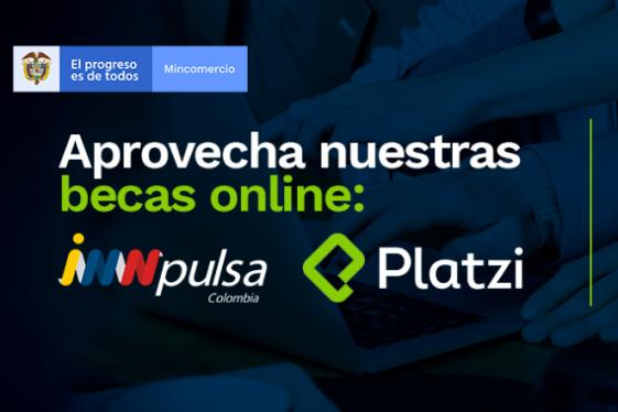 ¡Platzi e iNNpulsa Colombia unen esfuerzos para enseñar nociones básicas sobre la creación y el manejo de las startups a emprendedores colombianos!