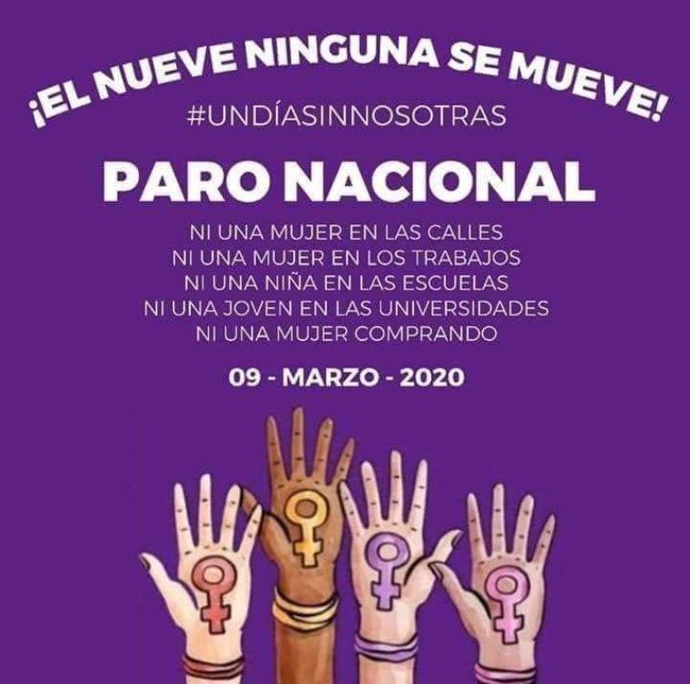 Cuéntanos tus planes para el 9 de marzo #YoenElParo.