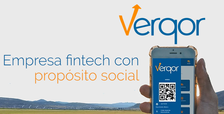 La agricultura puede ser sustentable. Verqor busca empoderar a los agricultores y promover el desarrollo sostenible a través de las finanzas.