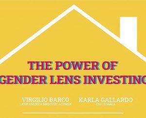 Este año, en el FLII@Home tuvimos la oportunidad de descubrir todo el potencial de invertir en las mujeres ¡Descúbrelo con nosotros!