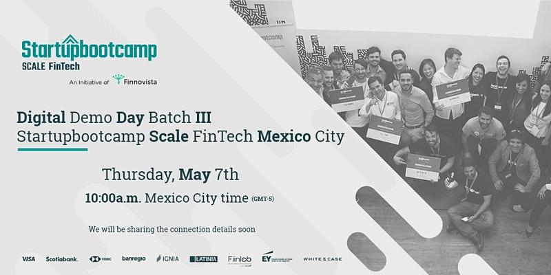 Startupbootcamp tendrá su Demo Day de forma digital. Presentara las cinco startups latinoamericanas que participaron en su programa