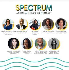 Spectrum Virtual llegó a su fin después de tres días de conversaciones sobre la brecha racial de la riqueza. ¡Aquí lo que aprendimos!