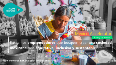 Photo of México Accelerator Programme | IKEA Social Entrepreneurship