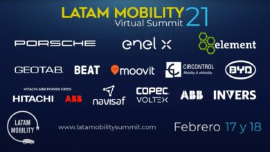 Photo of LATAM MOBILITY SUMMIT 2021